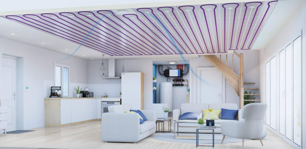traitement d'air pollution ventilation. Filtrer et purifier l'air intérieur de votre logement.
